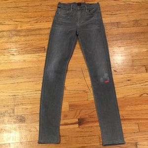 Citizens of humanity Rocket highrise jeans sz 24